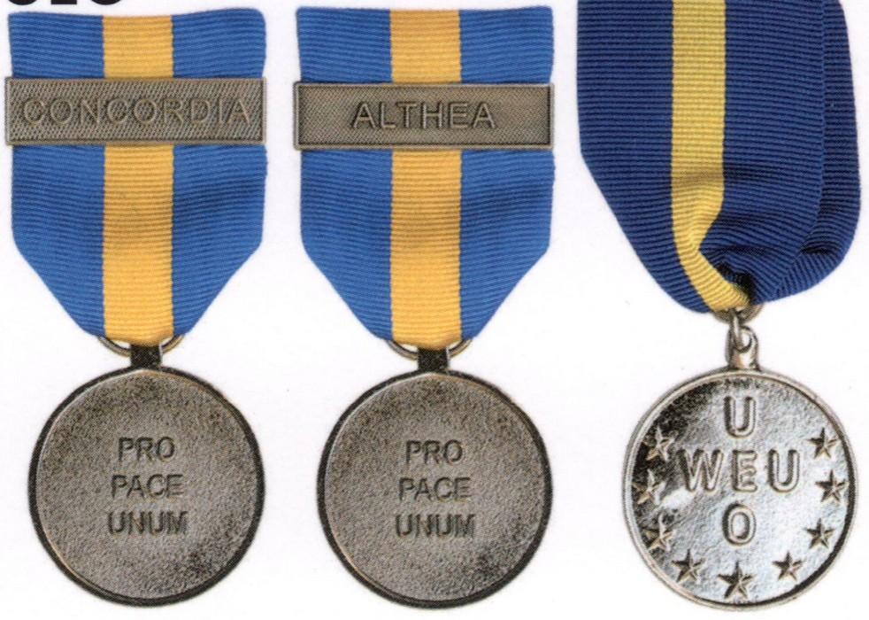Medaglia Althea