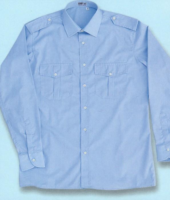 camicia vigilanza manica lunga