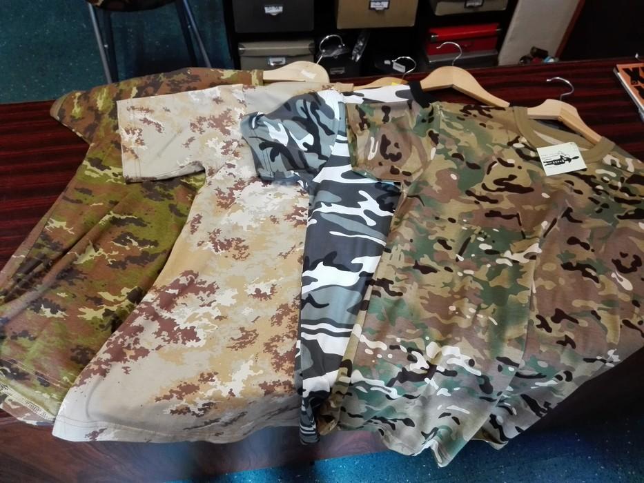 magliette mimetiche